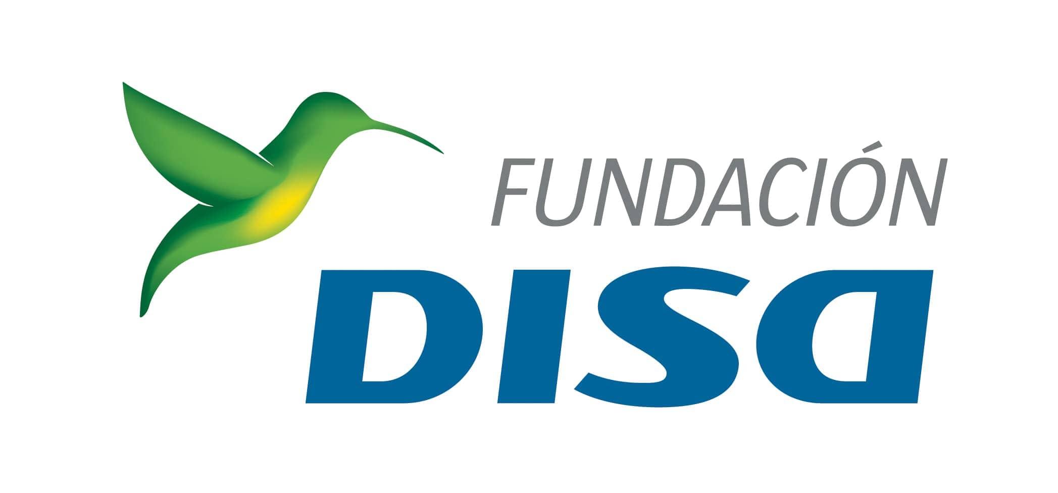 Logo Fundación DISA
